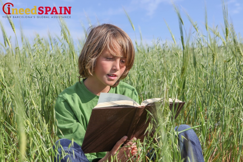 english camps in spain